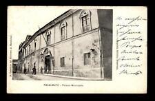 RACALMUTO palazzo municipale