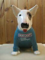 1987 Spuds Mackenzie Bud Light Dog Advertising Sign B3251