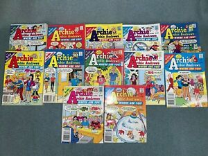 "12 ""Archie...Archie Andrews... Where are you"" - Archie Comics Digests (Lot CC)"