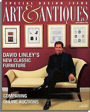 Art & Antiques - 1999, September - David Linley's New Classic Furniture