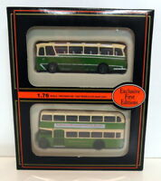 EFE 1/76 scale Diecast - 2nd gift set Southdown Harrington + Leopard coaches