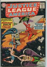 Justice League of America 1960 series # 31 fine comic book