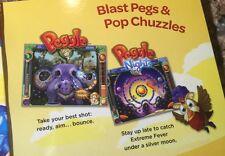 Peggle Nights +Peggle +More 10 Full Popcap PC Games New in Box! Chuzzle Zuma