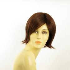 short wig for women dark brown copper REF MARINA 31 PERUK