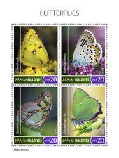 Maldives 2019  fauna Butterflies   S201908