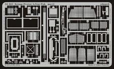 Eduard 1/35 Krupp Protze w/37mm Detail (Tamiya) 35585