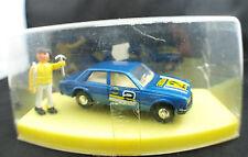 Mira ◊ Peugeot 504 Rallye #2 + figurine ◊ RARE ◊  ◊  boxed/en boîte ◊