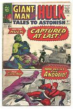 Tales to Astonish 61 November 1964