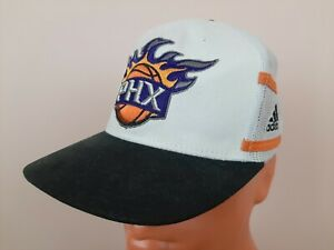 Phoenix Suns 2013 ADIDAS Snapback Cap One Size Fits All NBA Hat Alternate Logo