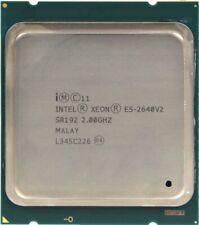 Intel Xeon E5-2640 V2 (SR19Z) 2.00GHz 8-Core LGA2011 CPU