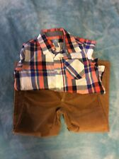 Brand New Boys Baby Gap Size 4T/5T Outfit