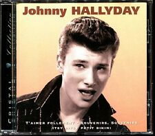 Johnny Hallyday - Cristal Collection BMG RECORDS CD 1994 OVP