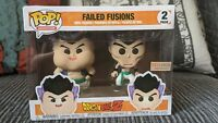 2 PACK GOTENKS FAILED FUSION | BOXLUNCH EXCLUSIVE DRAGON BALL Z FUNKO POP