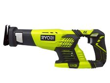 Ryobi P514 ONE Plus 18V Cordless Lithium-Ion Reciprocating Saw (Bare Tool)