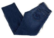 AG ADRIANO GOLDSCHMIED The Protege Mens Straight Leg Jeans Soft Cotton 30 x 30