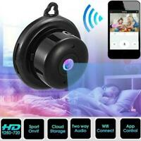 1080P Mini Wireless WIFI IP-Kamera HD Smart Home Security Camera Nachtsicht D6S4