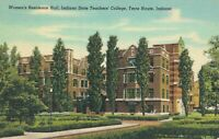 USA Women's Residence Hall Indiana State Teachers College Terre Haute 04.21