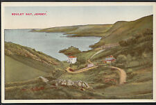 Channel Islands Postcard - Bouley Bay, Jersey  MB417