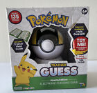 Pokemon Trainer Guess Game - New / Sealed, Has Some Box Wear, See Photos