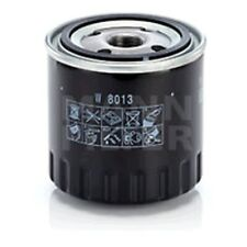 Mann Oil Filter Spin On For Nissan Navara 3.0 dCi 4WD 3.0 dCi