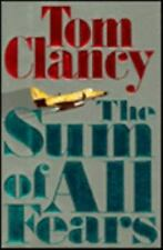 The Sum of All Fears by Tom Clancy LIMITED EDITION! (1991, Hardcover)