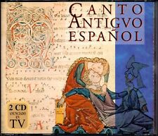 Canto Antiguo Español - 2 x CDs 1994