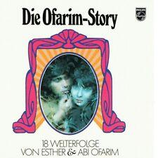 (CD) Esther & Abi Ofarim - Die Ofarim-Story - Cinderella-Rockafella, u.a.