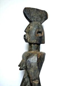 Große weibliche Figur der Chamba - Nigeria