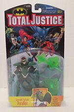 Batman Total Justice EMERALD TWILIGHT PARALLAX  1997 Action Figure