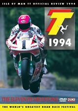 Isle of Man TT - Official Review 1994 (New DVD) The Eleventh Milestone