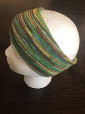 Hippie Tribe Yoga Hairband Strech Gym Turban Hair Accessories Handmade Neapl HB2