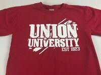Union University T-Shirt Womens Small Jackson Tennessee Student Alumni Graduate