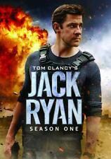 TOM CLANCY'S: JACK RYAN 1 (2018) John Krasinski TV Season Series NEW US Rg1 DVD
