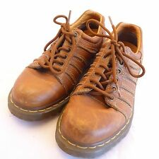 Dr. Martens Womens Size 6 Leather Work Boots ACID Fat Oil Resistant AW004