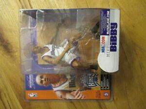 Mike Bibby Sacramento Rois McFarlane Basketball NBA Série 3