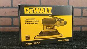 """Dewalt DWMT70781 Pneumatic 6"""" Orbital Palm Sander-***NEW***"""