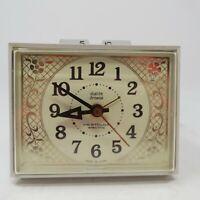 Vintage Westclox Dialite Drowse Alarm Clock S16-C USA Made
