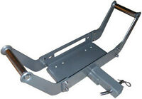 """Removable Portable 2"""" Hitch Receiver Cradle Winch Mount ** Free Shipping **"""
