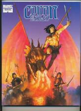 Marvel Graphic Novel ~ Conan of the Isles ~ 1988 Very Fine/Near Mint VF/NM (9.0)