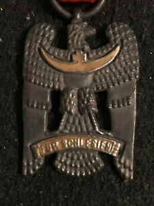 Orden Abzeichen Schlesien Schlesisches Adler 2. Stufe 1919-1924