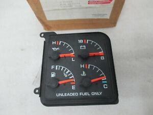 Mopar NOS 1991-93 Plymouth Voyager Dodge Caravan Oil Ammeter Gas Temp 4437771