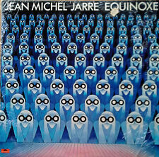 JEAN MICHEL JARRE - EQUINOXE - POLYDOR - 1978 LP - STILL IN SHRINK WRAP