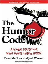 The Humor Code: A Global Search for What Makes Things Funny (MP3)