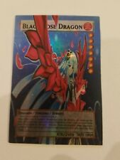 ~PROXY~ Orica Custom Black Rose Dragon Art
