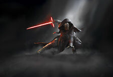 STAR WARS KYLO REN Photo Wallpaper Wall Mural for KIDS Made in Germany!368x254cm