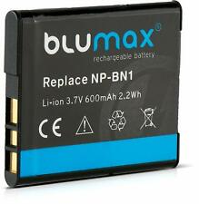 Blumax Battery  NP-BN1 600 mAh 3.7V for Sony Cyber-Shot