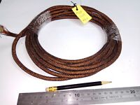 #15AWG Vintage Silk Tinned Copper Ground Shielding Wire 5.5M( #820)