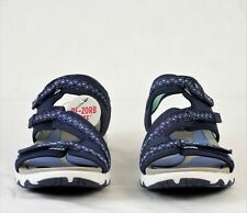 Ryka Adjustable Women Sport Sandals Ginger Navy 8W NIB