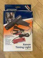 Draper 52616 Pistol Grip Xenon Ignition Strobe Timing Light