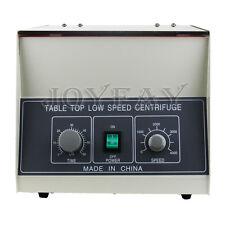 110V Electric Benchtop Centrifuge Lab Medical Practice LD-3 4000rpm 6*50ml